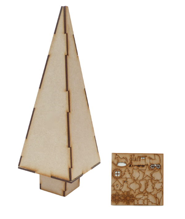Pyramid Christmas Tree Kit